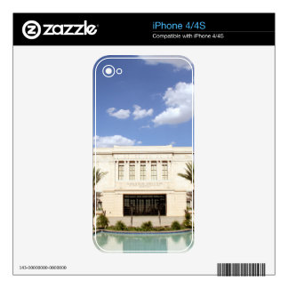 lds mesa arizona temple mormon picture iPhone 4 decal