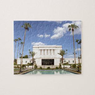 1000 piece Gilbert Arizona Temple Jigsaw Puzzle Latter Day Saints LDS