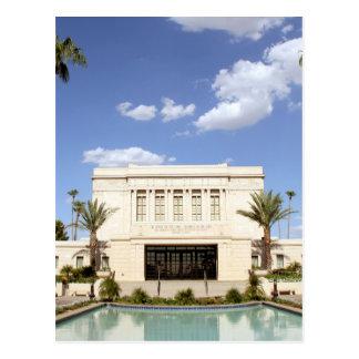 lds mesa arizona temple mormon picture postcard