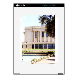 lds mormon mesa arizona temple picture skins for iPad 2