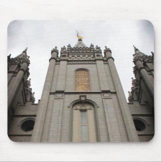 LDS Mormon Salt Lake City Temple photograph Mouse Pad