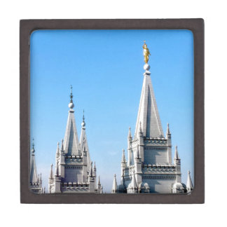 lds salt lake city temple angel moroni gift box
