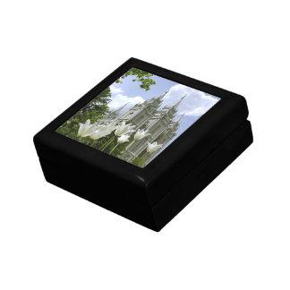 LDS Salt Lake City Temple Keepsake Box