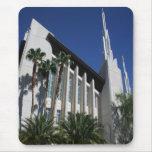 LDS Temple - Las Vegas, NV Mouse Pads