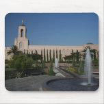 LDS Temple - Newport Beach, CA Mouse Pads