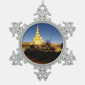 LDS Temple Ornament