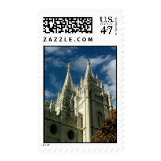 LDS Temple Postage