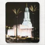 LDS Temple - Redlands, CA Mousepads
