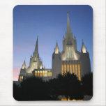 LDS Temple - San Diego, CA Mousepad