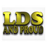 LDS y orgulloso Anuncios