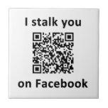 Le acecho en Facebook Azulejos Cerámicos