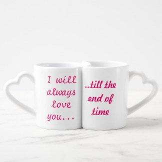 Le amaré siempre - ame la taza
