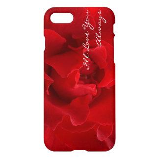 Le amaré siempre funda para iPhone 7