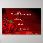 Le amaré siempre y para siempre posters