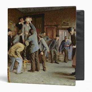 """Le Bain de Pieds Inattendu, 1895 Carpeta 1 1/2"""""""