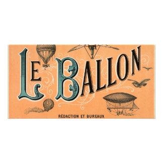 Le Ballon Card