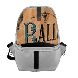 Le Ballon Messenger Bag