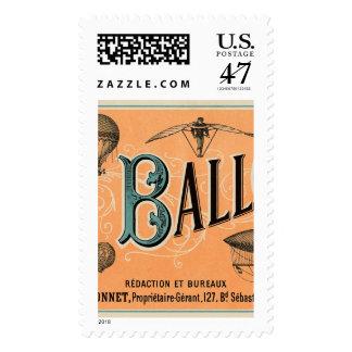 Le Ballon Stamp