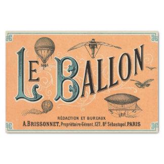 Le Ballon Tissue Paper