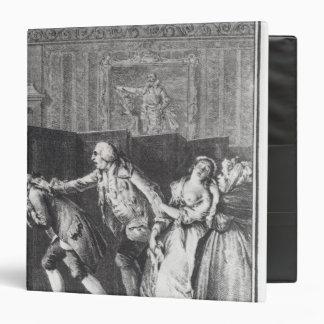 Le Baron chassa Candide du Chateau Binder
