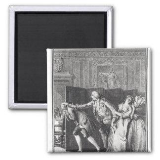 Le Baron chassa Candide du Chateau Magnet