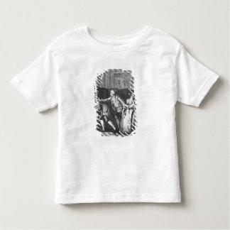 Le Baron chassa Candide du Chateau Toddler T-shirt