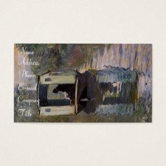 'Le Bateau-atelier' Business Card