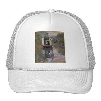 'Le Bateau-atelier' Trucker Hat