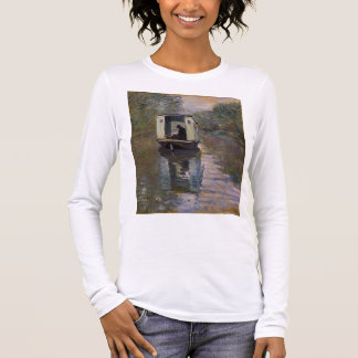 'Le Bateau-atelier' Long Sleeve T-Shirt