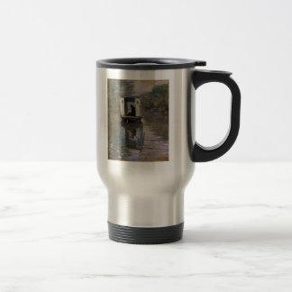 'Le Bateau-atelier' 15 Oz Stainless Steel Travel Mug
