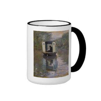 'Le Bateau-atelier' Ringer Mug