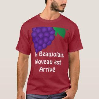 Le Beaujolais Nouveau est llega Playera