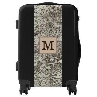 Le Blanc, Chateauroux, Montmorillon | Monogram Luggage