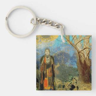 Le Bouddha (The Buddha) Keychain