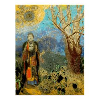 Le Bouddha (The Buddha) Postcard