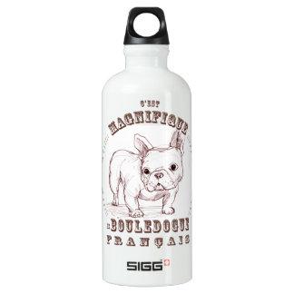 Le Bouledogue Francais SIGG Traveler 0.6L Water Bottle