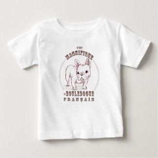 Le Bouledogue Francais T-shirts