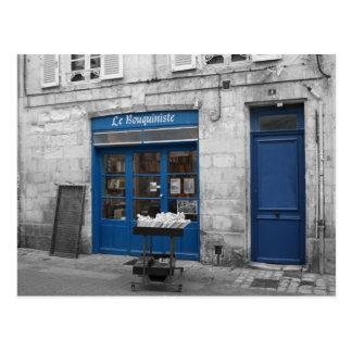 Le Bouquiniste Postales