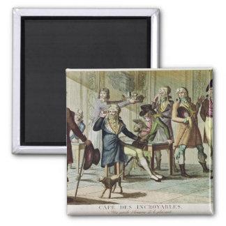 Le Cafe des Incroyables, 1797 Iman