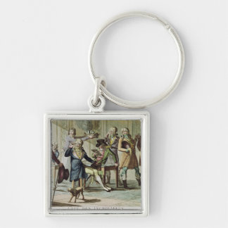 Le Cafe des Incroyables, 1797 Llaveros