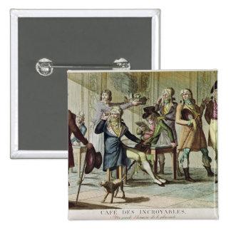 Le Cafe des Incroyables, 1797 Pins