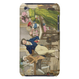 Le Cafe, pub. by Rodwell and Martin, 1820 (colour iPod Touch Case
