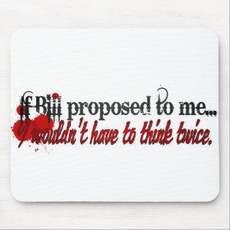 Le casaré Bill Tapete De Ratón