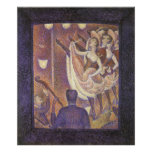 Le Chahut, The Can-Can by George Seurat Posters