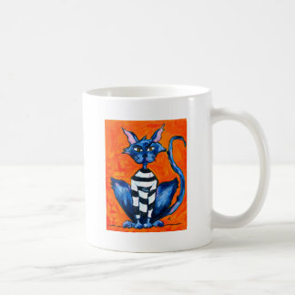 Le Chat a la Mode Coffee Mug