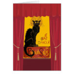 Le Chat D'Amour (iii) Greeting Card