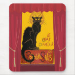 Le Chat D'Amour (iii) Mouse Pad