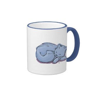 Le Chat en Couleur Coffee Mug