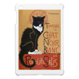 Le Chat French Poster Cover For The iPad Mini
