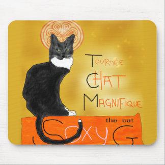 Le Chat Magnifique Mouse Pad